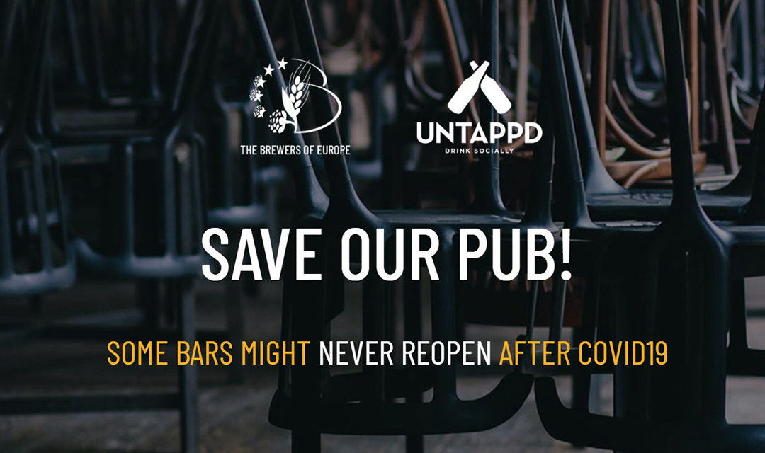Millions of beer lovers on Untappd app can now check in and support hospitality sector